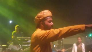 """Sudden flight "" protoje,sevana and Jesse royal at protoje show 11th March 2017"