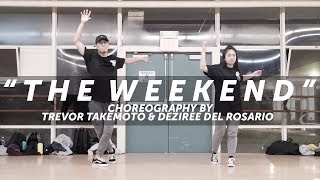 "SZA ""The Weekend""   Choreography by Deziree Del Rosario & Trevor Takemoto"