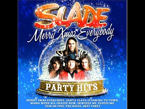 Slade & The Mission sing Merry Xmas Everybody!