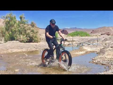 Testing of our hammer and fat20810 ebike
