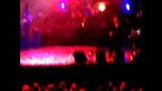 Donuk Yolculuk - İlhan İrem - Kuruçeşme Arena 2012,canlı