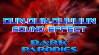 DUN-DUN-DUUUUN!!! - Sound Effect