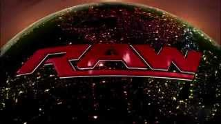 WWE Raw Intro 2012 - Tonight Is The Night