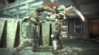 Fallout 4: Wasteland Warrior