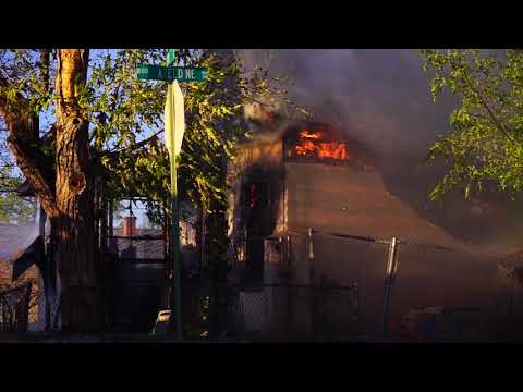 Barelas house fire