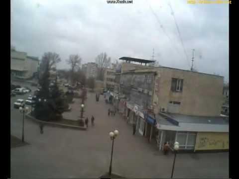 Веб камера Украина Канев (Webcam Ukraine Kaniv)
