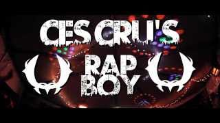 "CES CRU - ""Rap Boy Freestyle"" [Official Video]"