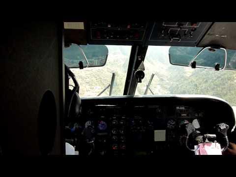 Flight in  Lukla