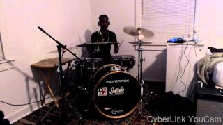 Beyonce - Kitty Kat DRUM COVER by Joseph Buggs