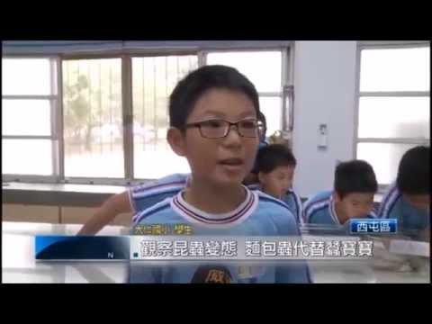 大仁國小1040421神奇麵包蟲(威達中都新聞) - YouTube