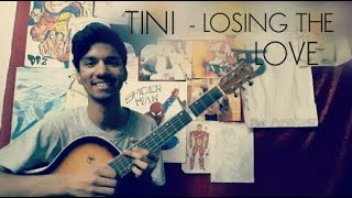 TINI - Losing The Love ( Cover )