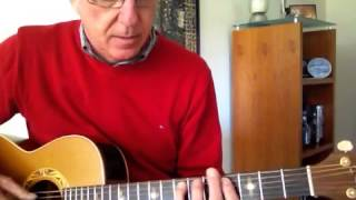 Lesson 1 - Come Fly With Me - Guitar Instrumental - Ian Bennett Guitarist