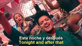 Cardi B ft. Bruno Mars - Please Me [Lyrics English - Español Subtitulado]