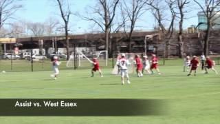 Ege Zeybek 2019 Spring Lacrosse Highlights