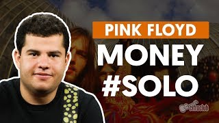 videoclase Money (How to Play - Guitar Solo Lesson)