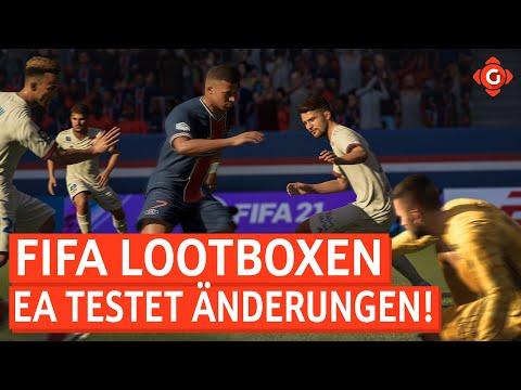 FIFA 21: EA testet Änderung bei Lootboxen! Bayonetta 3: So steht es um den Action-Titel! | GW-NEWS