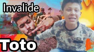 Cover Toto (Invalide)  😍 Omar Elalame ❤❤