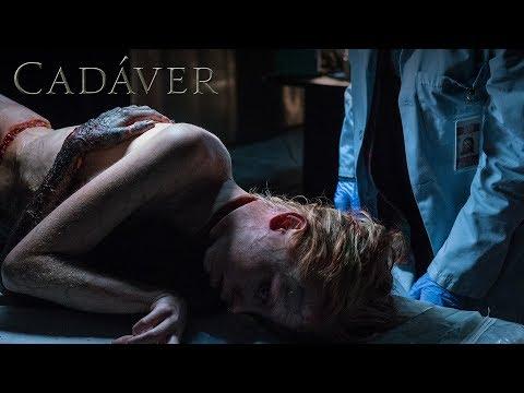 CADÁVER. Terror en la morgue. En cines 30 de noviembre.