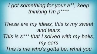 Eminem - Don't Push Me Lyrics