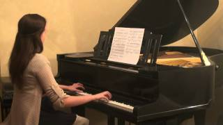 [cover] Love Rain OST: Love Rain (piano version) - 사랑비 OST