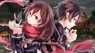 ✧Nightcore - This Town {Switching Vocals} (lyrics)