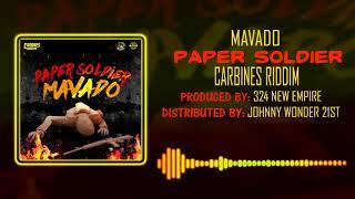 Mavado   Paper Soldier