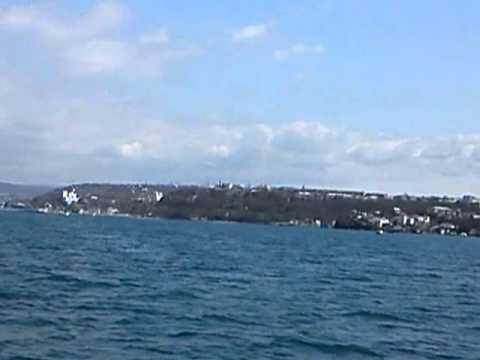 КРЫМ Krym – Sewastopol (Севастополь) – promem przez zatoke