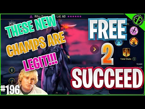 FUSION DAAAAAYY!!! And The New Champs Look Pretty Awesome | Free 2 Succeed  -EPISODE 196