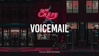 Bryson Tiller x Jhene Aiko RnB Trapsoul Type Beat ''Voice Mail'' | Smooth Instrumental | Zero