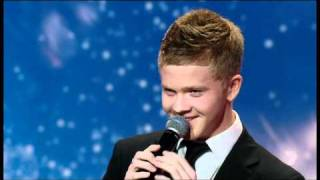 I've got you Under My Skin - Liam Burrows Australia's Got Talent 2011