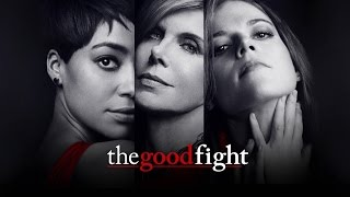The Good Fight Closing Credits Music (1x01)