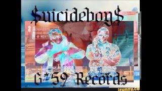 $uicideBoy$ - Rag Round My $kull (Screwed & Chopped)
