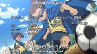 イナズマイレブン Inazuma Eleven Ed 7 karaoke sub test