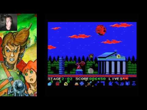 Zona Indie: Nogalius MSX (LuegoLu3go) STEAM/MSX cartucho