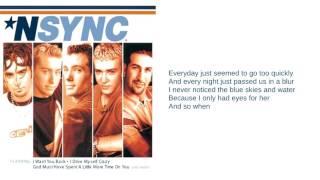 N'Sync: Some Dreams (Lyrics)