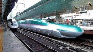 JR East Shinkansen - Tokyo