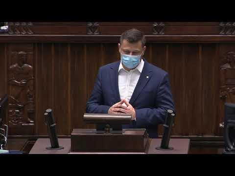 Krzysztof Paszyk - wystąpienie z 27 października 2020 r.