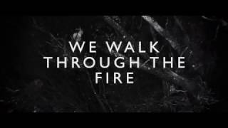ZAYDE WOLF feat RUELLE - MEGAN LEAVEY TRAILER - Walk Through the Fire - Lyric Video NEW!