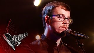 Jon Middleton performs 'You're Beautiful': Blind Auditions 4   The Voice UK 2017