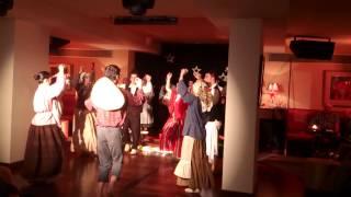 Madeira folklore dances