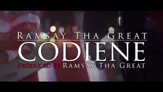Ramsay Tha Great - Codeine | Shot By: @DADAcreative @NickBrazinsky