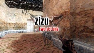 #CS16 ZIZU two actions