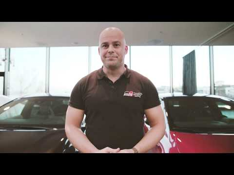 Toyota presenterer: Corolla Hybrid 2019
