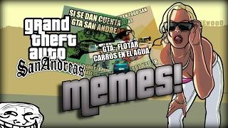 LOS MEJORES MEMES DE GTA SAN ANDREAS