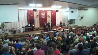 Quarteto Gileade -  NOVA JERUSALÉM - Ao vivo em Ecos da Liberdade