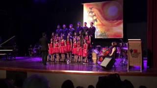 The Lion Sleeps Tonight - Coro Colegio Alemán Barranquilla