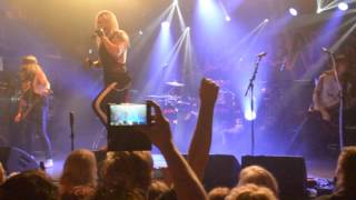 The Local Band - Nothin' But A Good Time (Poison cover) Live @ Nosturi, Helsinki 17.8.2016
