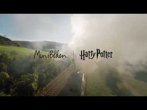 boden.co.uk & Boden Discount Code video: Mini Boden | Harry Potter