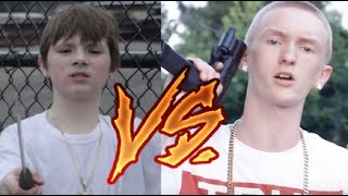 Matt OX Vs. Slim Jesus
