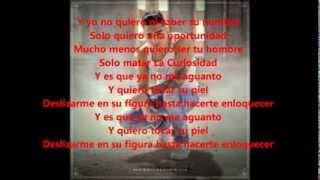 Maluma - La Curiosidad (Letra)